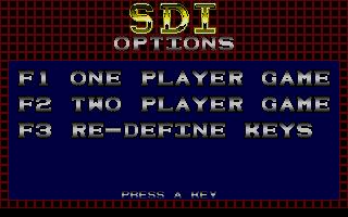 Thumbnail of other screenshot of SDI - Strategic Defense Initiative