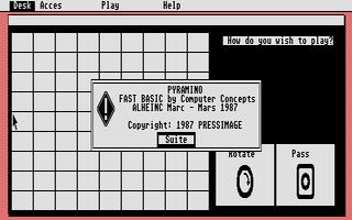 Thumbnail of other screenshot of Pyramino