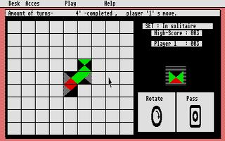 Screenshot of Pyramino