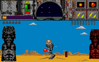 Thumbnail of other screenshot of Thunder Burner