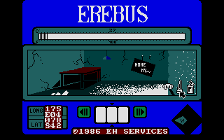 Screenshot of Erebus