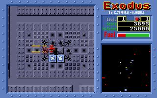 Screenshot of Exodus