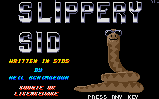 Thumbnail of other screenshot of Slippery Sid