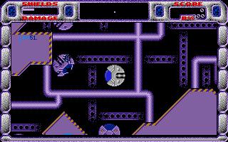 Screenshot of Cosmic Pirate
