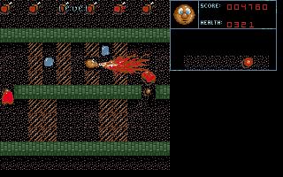 Screenshot of Puffy's Saga