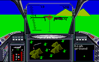 Thumbnail of other screenshot of Strike Force Harrier