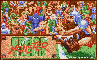 Thumbnail of other screenshot of Grand Monster Slam