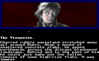 Screenshot of Mindfighter