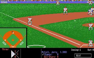 Screenshot of Hardball