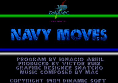Thumbnail of other screenshot of Navy Moves