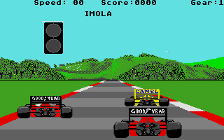 Screenshot of Formula 1 Grand Prix