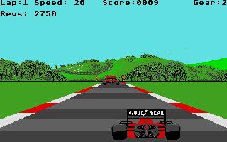 Thumbnail of other screenshot of Formula 1 Grand Prix