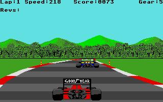 Screenshot of Formula 1 Grand Prix