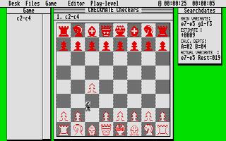 Screenshot of Check-Mate