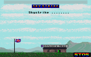 Thumbnail of other screenshot of Sky Strike