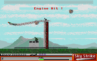 Screenshot of Sky Strike