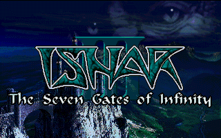 Screenshot of Ishar 3 - The seven gates of infinity