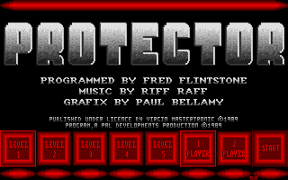 Screenshot of Protector