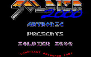 Screenshot of Soldier 2000