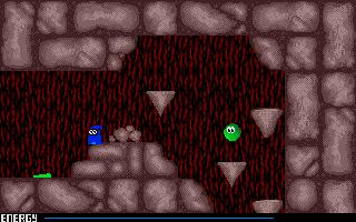 Thumbnail of other screenshot of Crystal Caverns