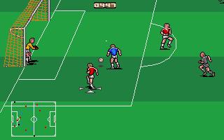 Screenshot of Manchester United