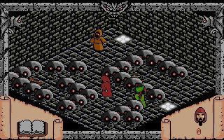 Screenshot of Warlock