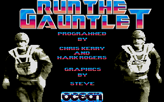 Thumbnail of other screenshot of Run the Gauntlet