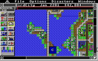 Thumbnail of other screenshot of Sim City - Data Disk