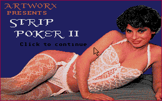 Thumbnail of other screenshot of Strip Poker II - Data Disk 2