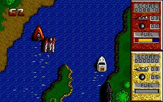 Screenshot of Pro Powerboat Simulator