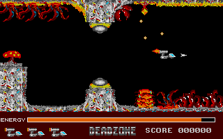 Thumbnail of other screenshot of Mission Deadzone
