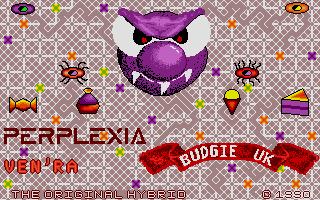 Screenshot of Perplexia