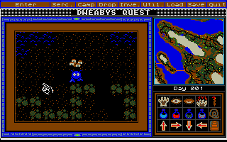 Thumbnail of other screenshot of Dweabys Quest