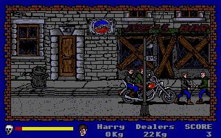Screenshot of Manhattan Dealers