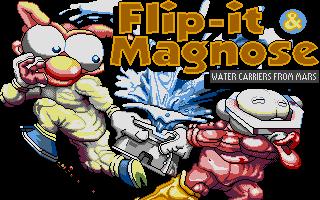 Screenshot of Flip-it & Magnose