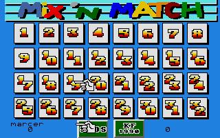 Screenshot of Mix' n Match