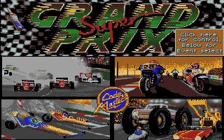 Thumbnail of other screenshot of Super Grand Prix