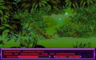Screenshot of Metal Mutant
