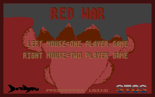Thumbnail of other screenshot of Red War