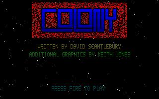 Screenshot of Colony