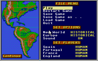Thumbnail of other screenshot of Gold of the Americas