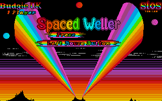 Screenshot of Spaced Weller