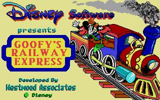 Thumbnail of other screenshot of Goofys Railway Express