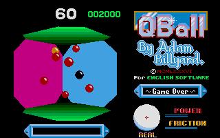 Thumbnail of other screenshot of Q Ball
