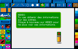 Thumbnail of other screenshot of Bases du Dessin, Les
