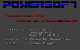 Thumbnail of other screenshot of Pablo and the Gold of Montezuma