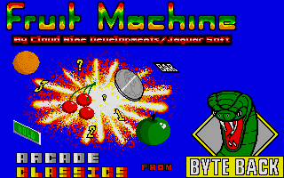 Screenshot of Fruit Machine