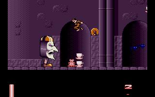 Screenshot of Harlequin