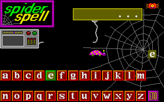 Thumbnail of other screenshot of Spider Spell