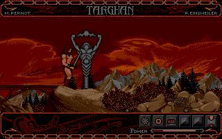 Screenshot of Targhan